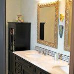 bathroom remodel glass bowl 4