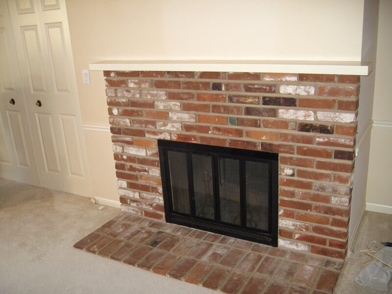 fireplace before after 1